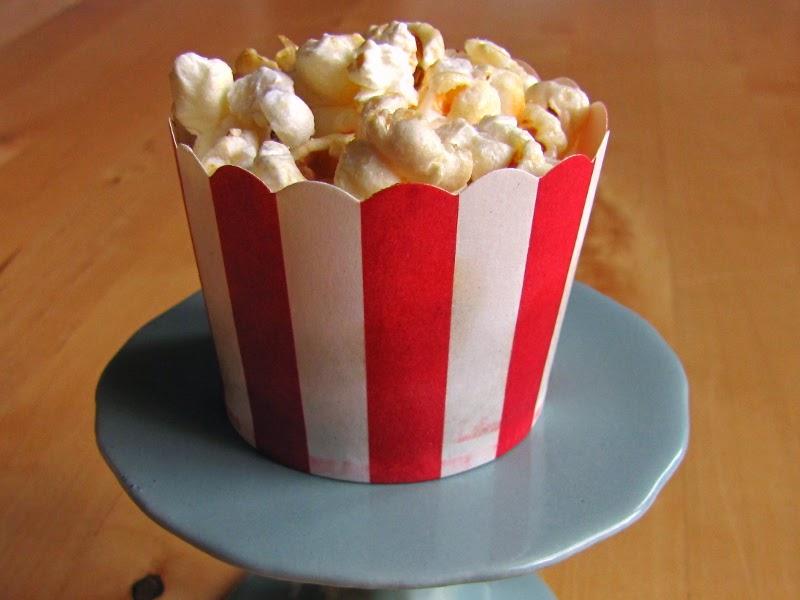 Popcorn Muffin