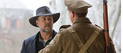 The Water Diviner new on DVD and Blu-Ray