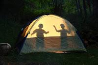 παιδιά free camping