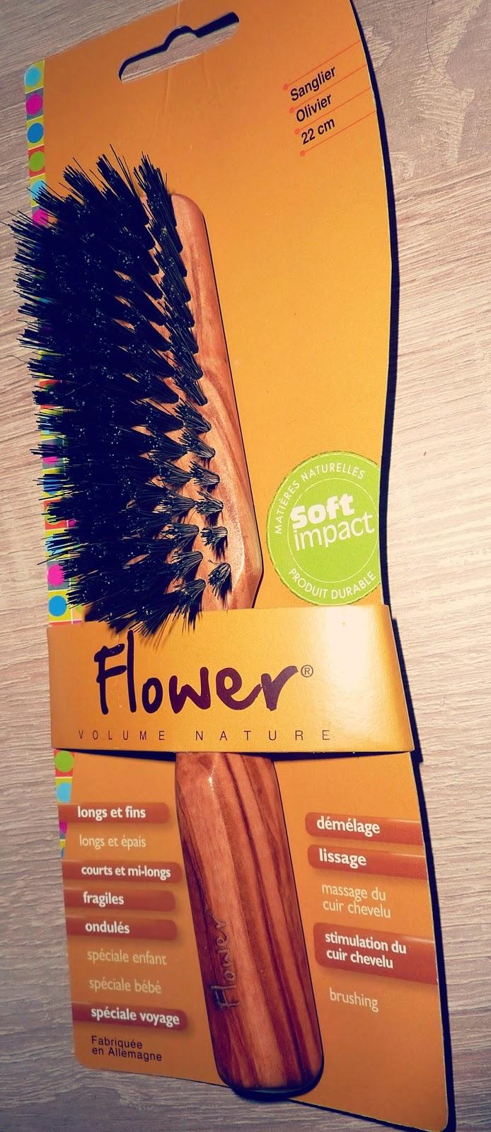 brosse fine flower