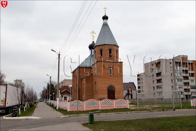 Церковь святого Николая в Смолевичах