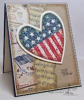 ODBD Heart and Soul, ODBD Custom Ornate Hearts Die Set, Card Designer Angie Crockett