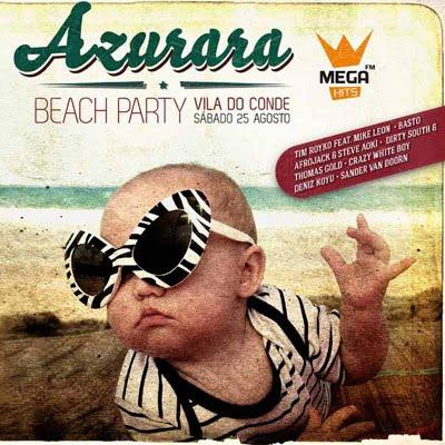 Azurara (Beach Party) 2012