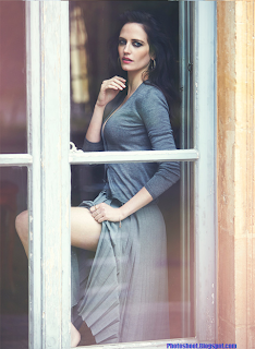 Eva Green Photos from The Edit Magazine Photoshoot May 2014 HQ Scans