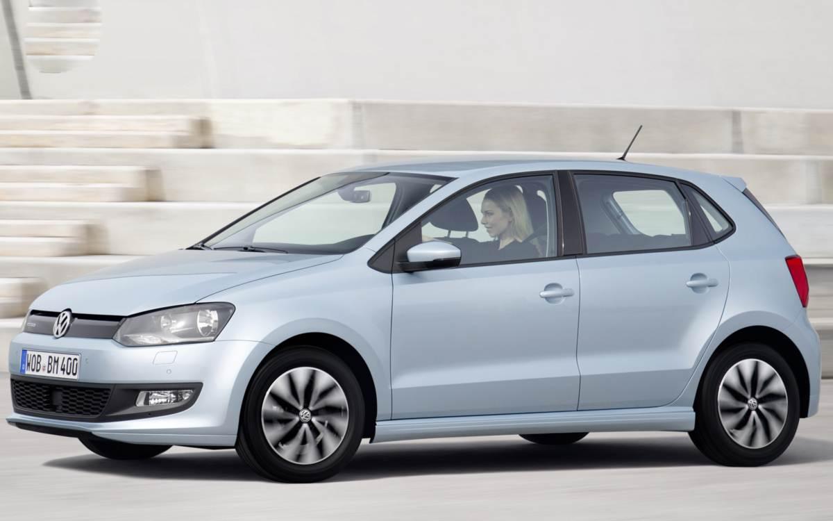 Novo VW Polo 2015