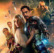 Iron Man 3 is showing today, everyone is expecting this movie since the take . (ironman )
