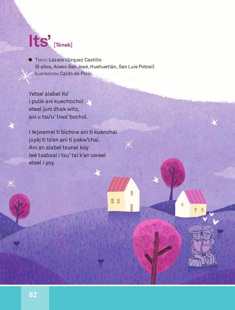 Its'/ Luna - Español Lecturas 3ro 2014-2015