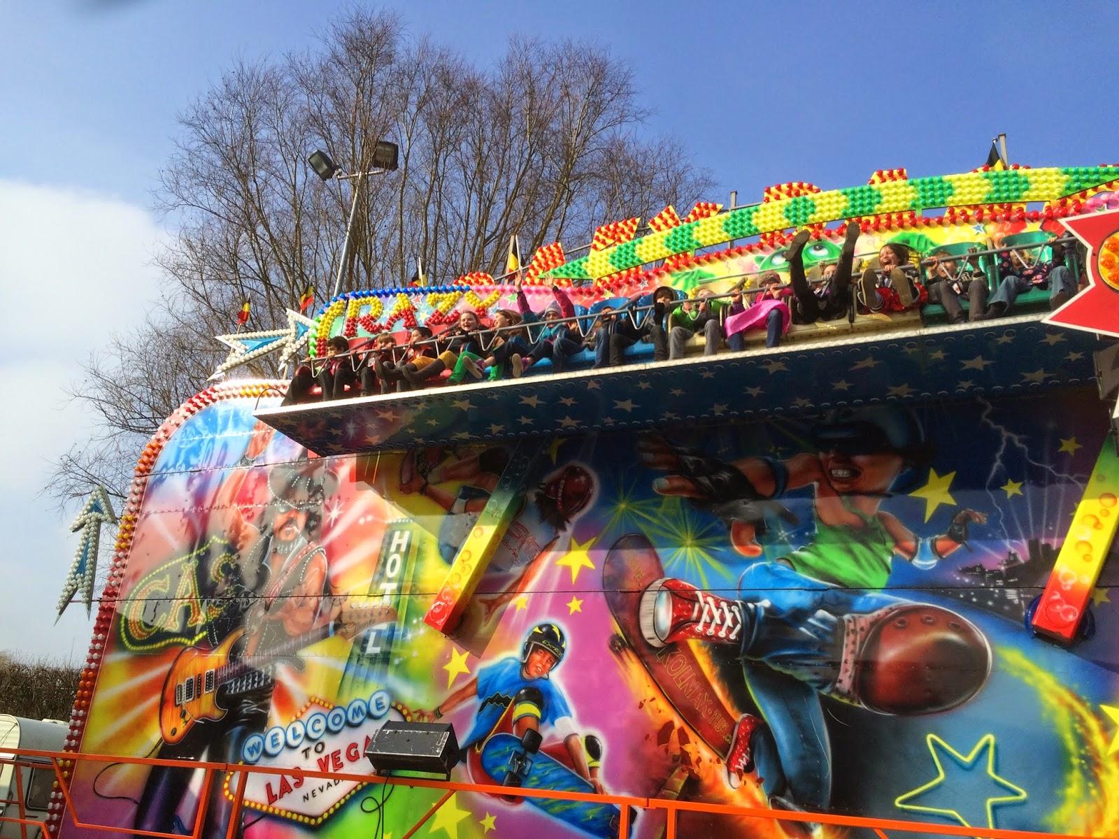 De klas van Meester Maarten: SVS en Aalst carnaval Computermeester