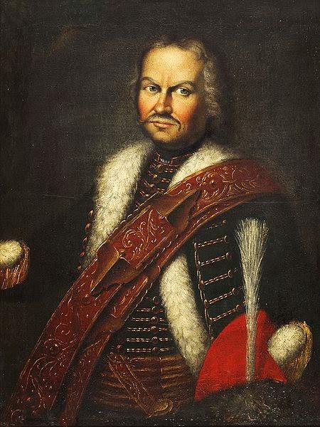 Baron Franz von der Trenck, 1742