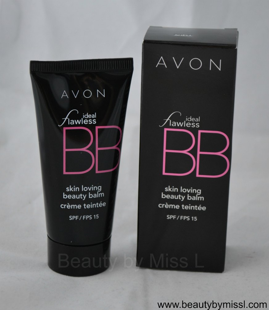 Avon Ideal Flawless Skin Loving Beauty Balm review