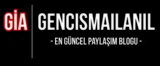GencİsmailAnil Kişisel Blog
