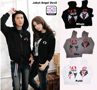 Jual jaket Couple