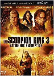 O Escorpião Rei 3 – Inglês 2011