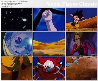 Download Film / Anime Dragon Ball GT Episode 15 Bahasa Indonesia