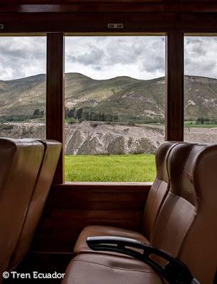 Turismo en Ecuador – Viaje turístico en Tren – Tour Tren de la Libertad