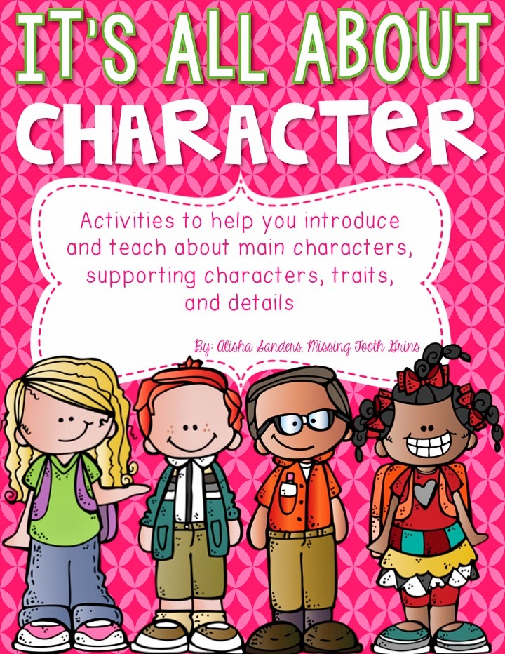 http://www.teacherspayteachers.com/Product/Character-Unit-1445552