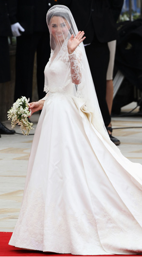 Orthodox Jewish Wedding Kate Middletons Wedding Gown Royally Modest