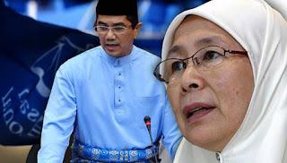 Singkir Pas dari Selangor, fitnah jahat blogger – Wan Azizah