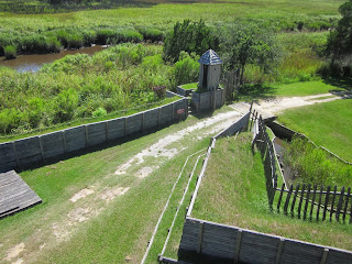 Black Powder Era Fort King George