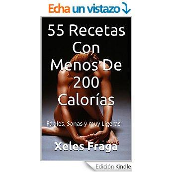 MI EBOOK DE RECETAS CON MENOS DE 200 CALORÍAS EN AMAZÓN (SÓLO 3,59 EUROS o 3,99 DÓLARES)