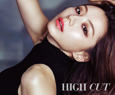 Park Soo Jin - High Cut Magazine Vol. 158