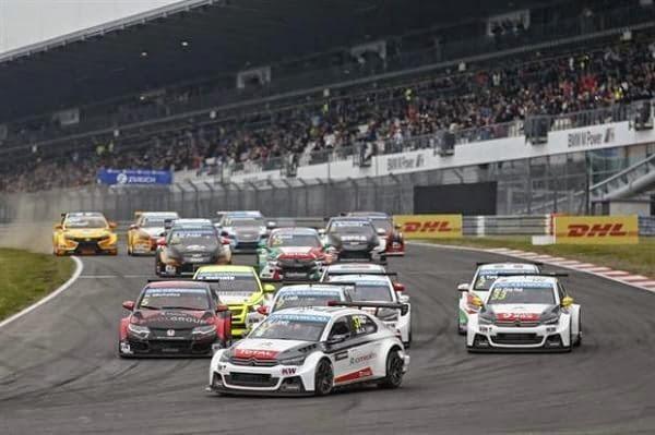 WTCC Nürburgring Pechito López