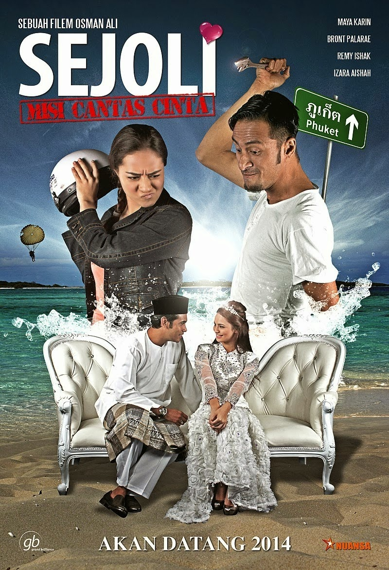 Sejoli Misi Cantas Cinta 2014 Full Movie