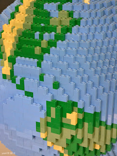 all the world's a lego brick