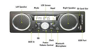 AUTORADIO MP3