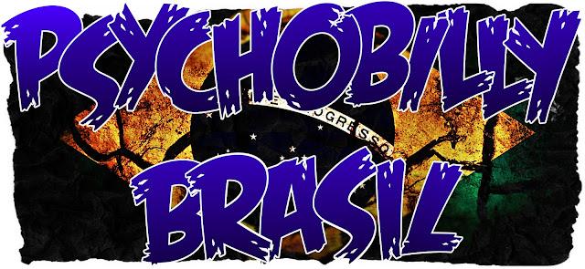 Logo do Psychobilly Brasil