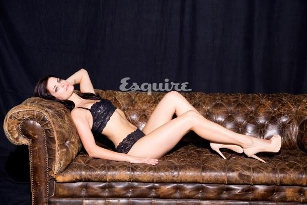 Jaimie Alexander en Esquire