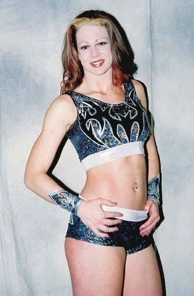 Women's Wrestler: Nikki Roxx