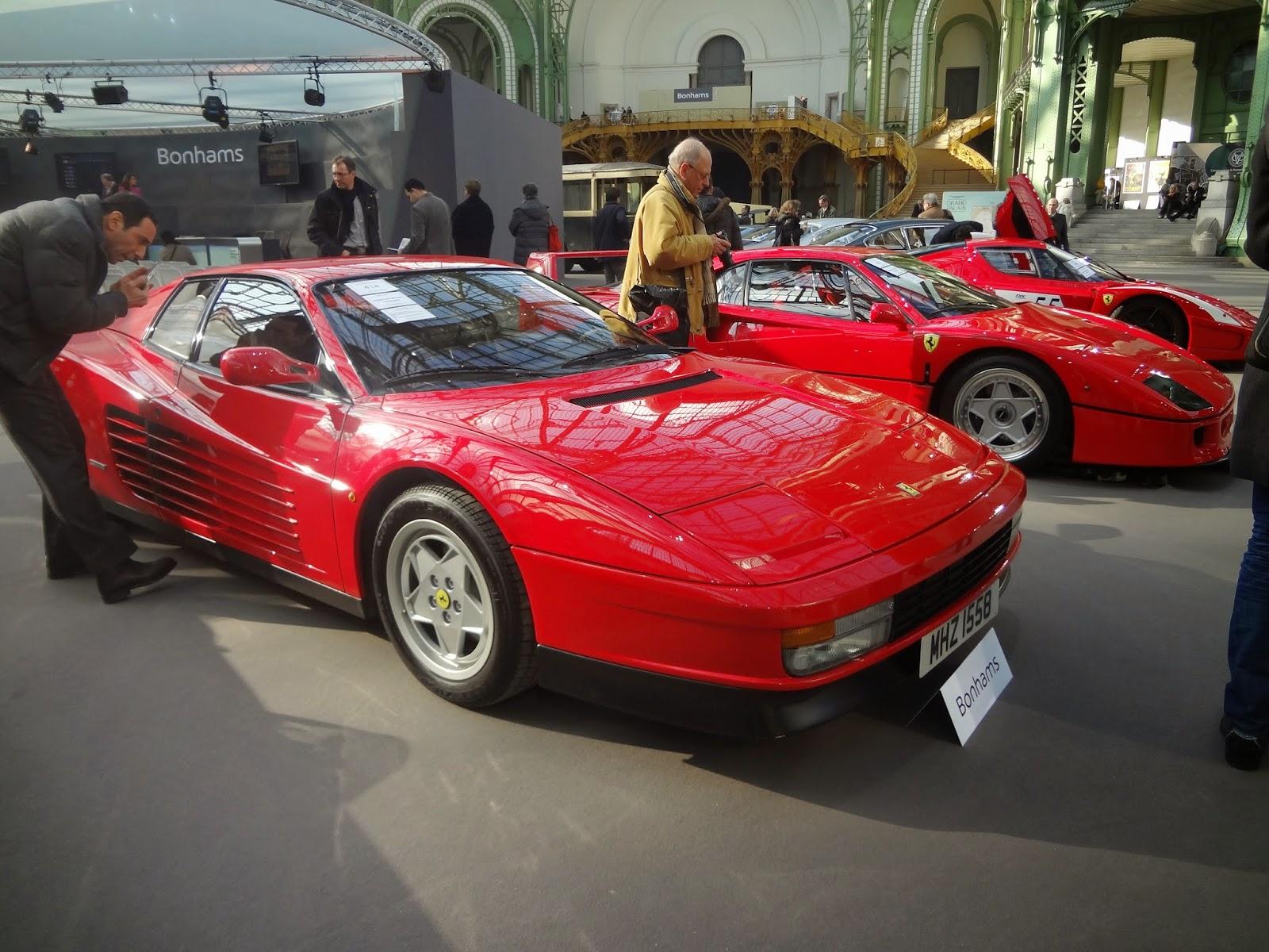 DSC03912 Fabulous Ferrari Mondial T In Vendita Cars Trend