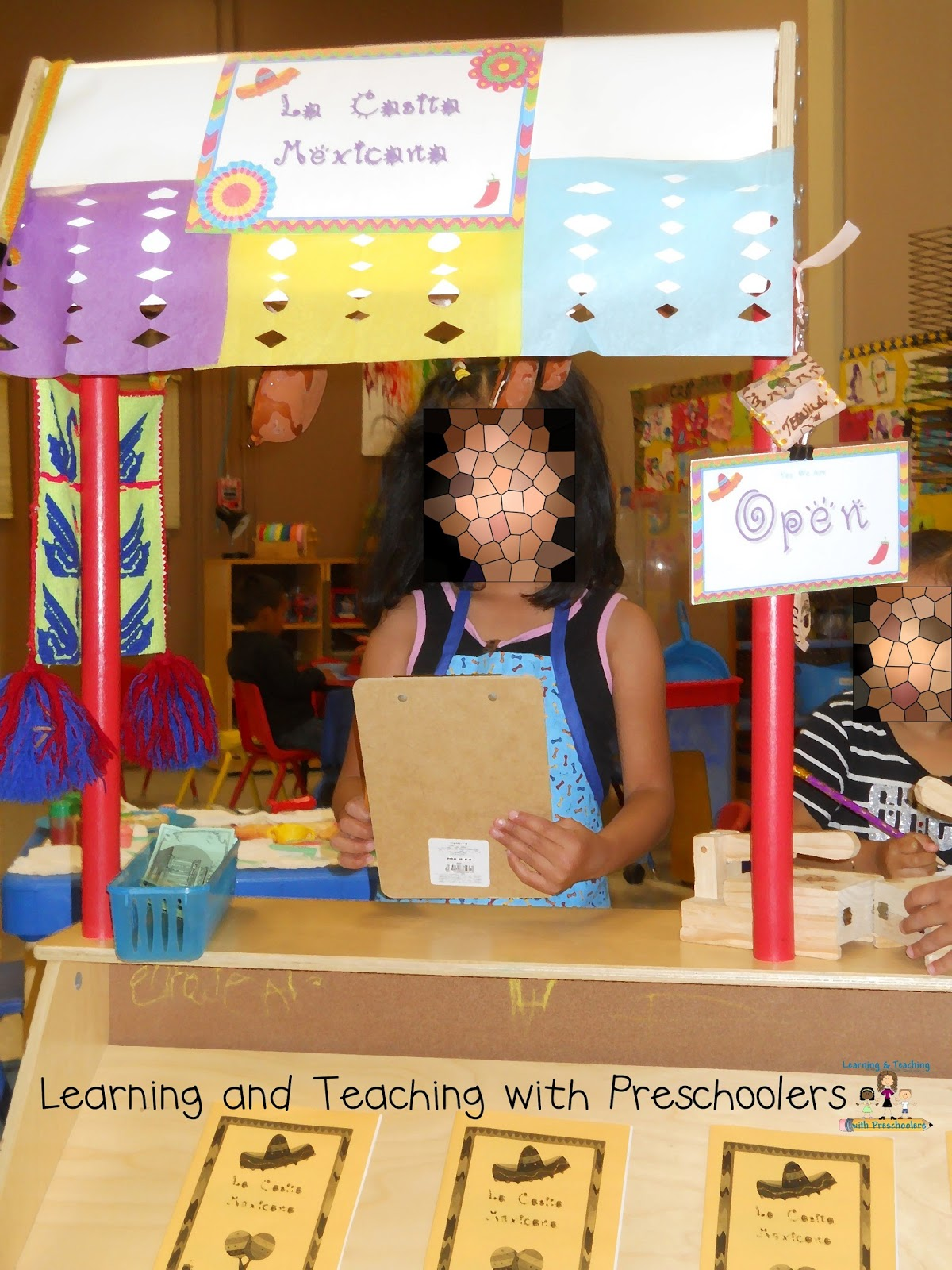 Learning And Teaching With Preschoolers Dramatic Play Mexican
