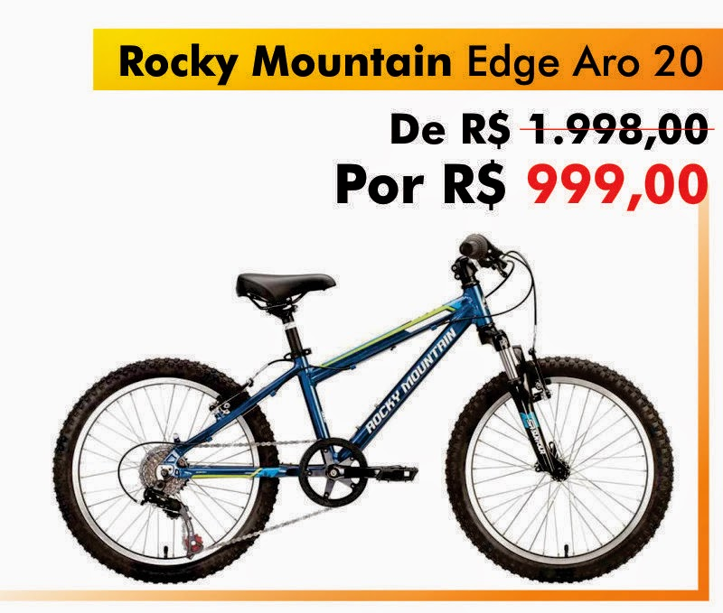 Rocky Mountain Edge Aro 20