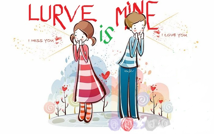 LURVE IS MINE
