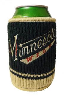 Minnesota Wild NHL Woolie Koozie