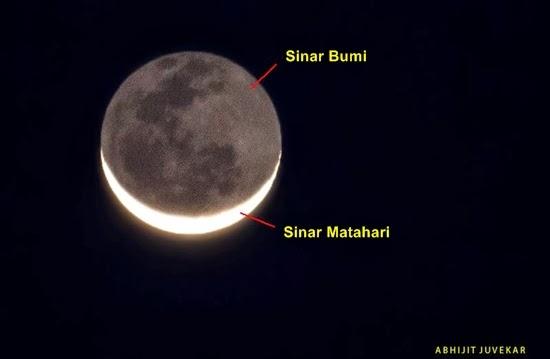 Lihat Bulan Sabit Berdekatan dengan Venus Malam Ini