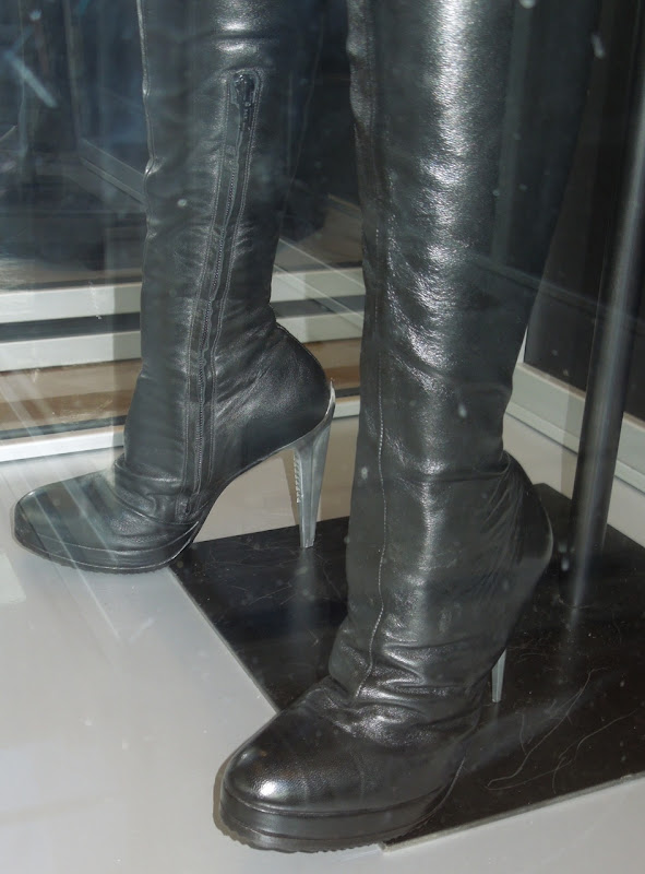 Dark Knight Rises Catwoman boots