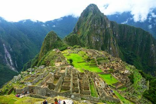 De turismo en Perú