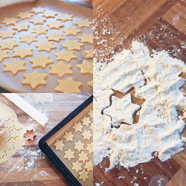 GrinseStern, Keks, Keksrezept, Ausstechkeks, kekse