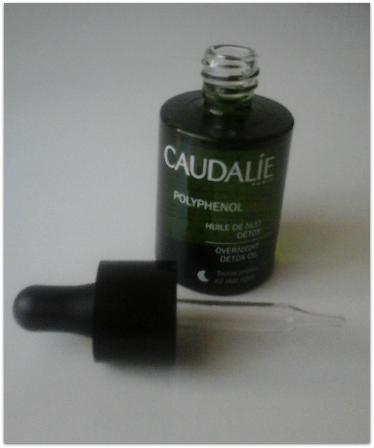 Aceite de noche detox de Caudalíe, en lookfantastic.es