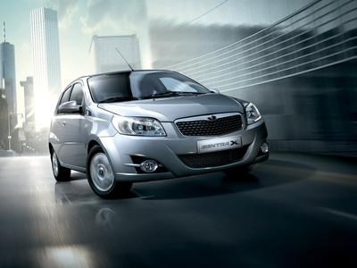 Cho thuê xe Daewoo Gentra SX