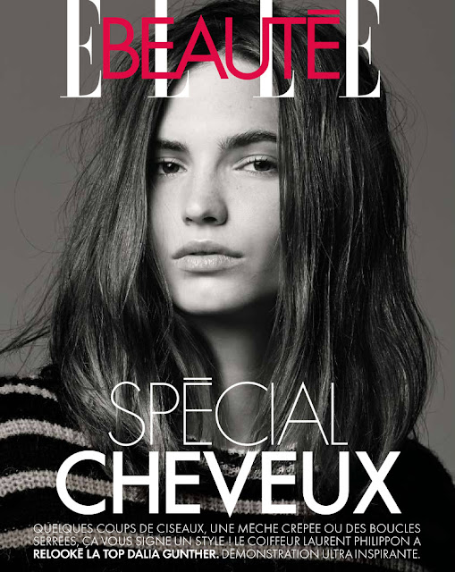 Model @ Dalia Gunther - Elle France, September 2015