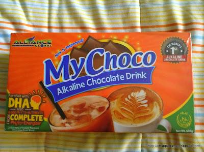 MyChoco Alkaline Chocolate Drink
