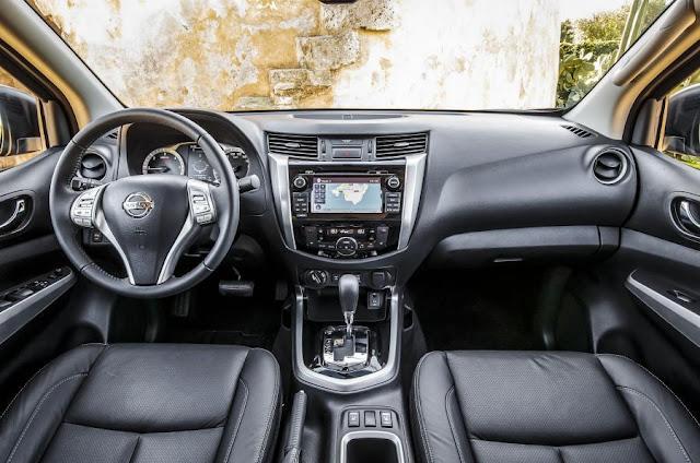 2015 Nissan Navara NP300