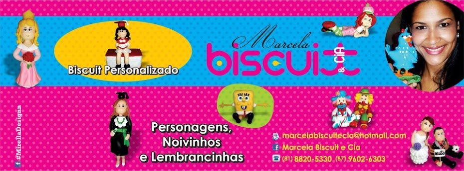 Marcela Biscuit e Cia