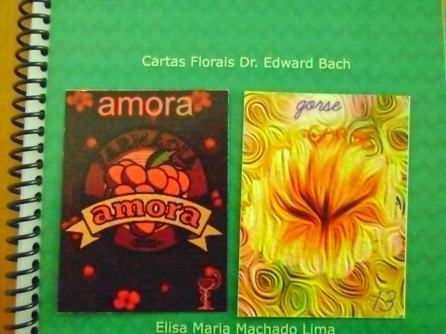 Cartas Florais de Bach