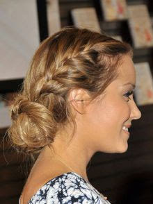 African French Braid Hairstyles http://sweethairstyles.blogspot.com/2012_06_01_archive.html