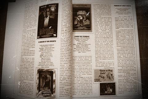 French fanzine